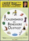 calendario benessere olistico - Calendario del Benessere Olistico