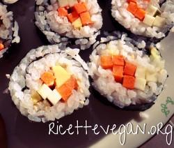 ricettevegan.org sushi vegan 250x212 - Il Sushi Vegan