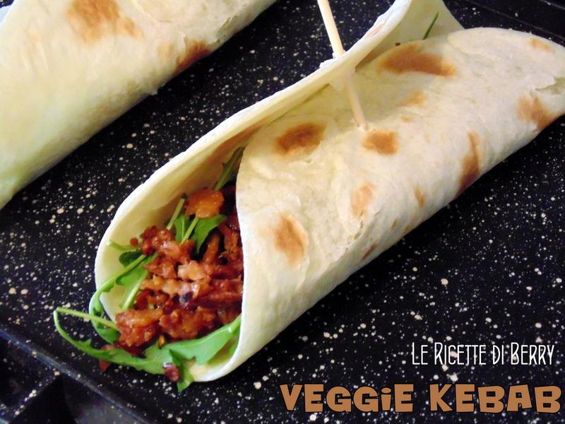 Kebab Vegetariano - Veggie Kebab – Il Kebab Vegetariano - ricette-vegane-dal-web-