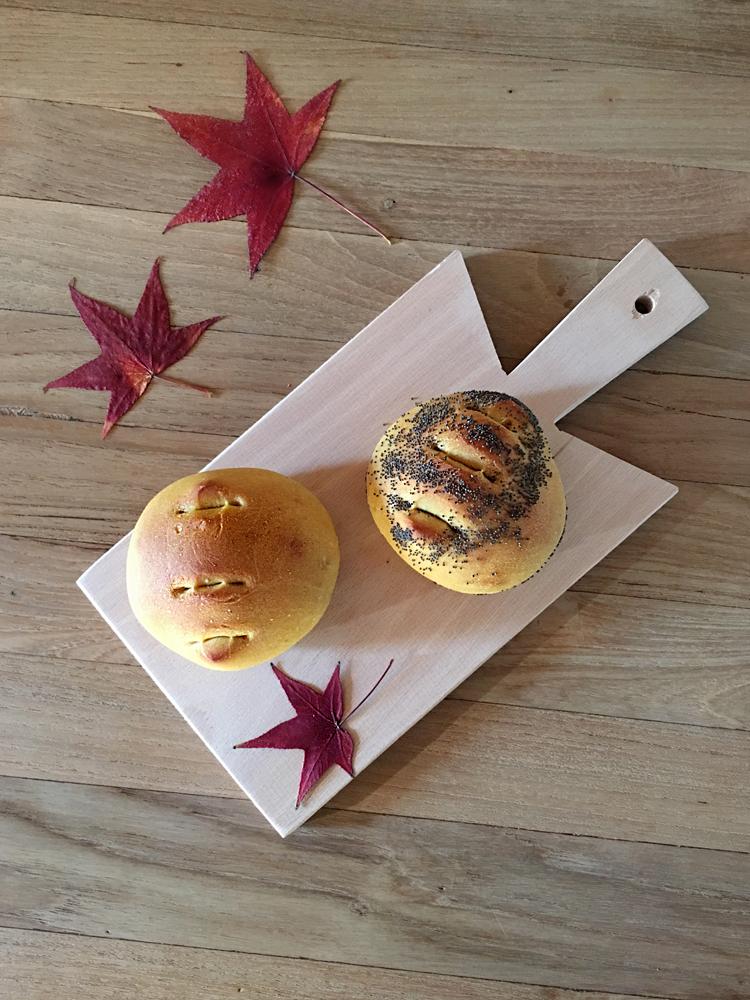 panini zucca 3 - Panini alla zucca - ricette-vegane-dal-web-