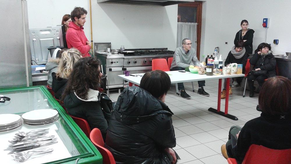 CORSO PASTICCERIA VEG 2a serata 6 1 - 06.02.2015 - Corso di Pasticceria Vegana Tassullo seconda serata