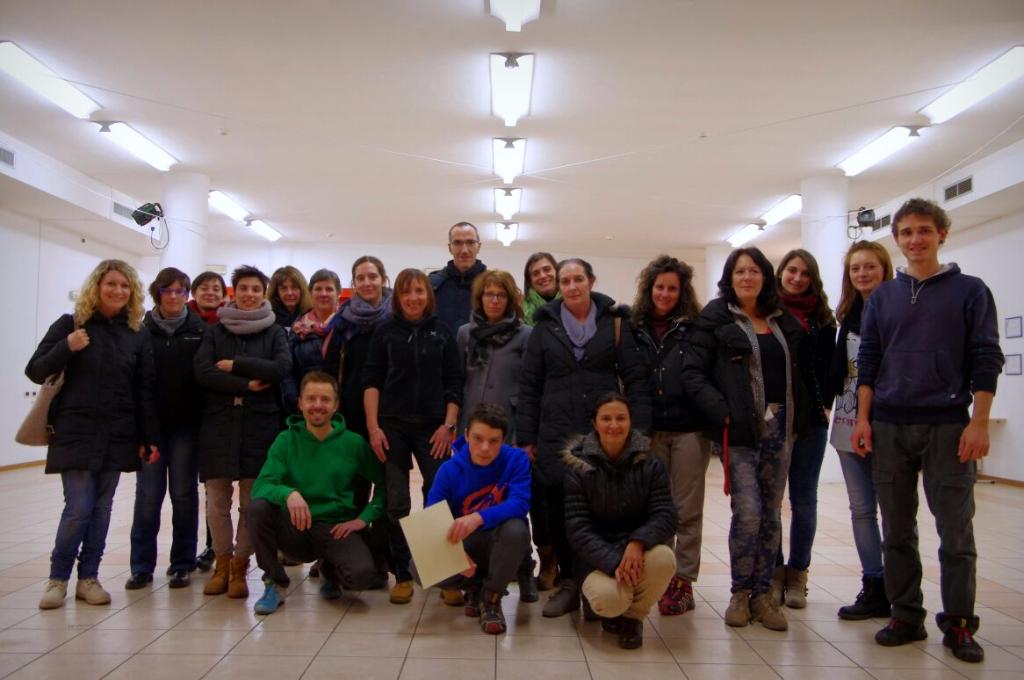 IMG 20150223 WA0016 - 13.02.2015 - Corso di Pasticceria Vegana Tassullo terza serata