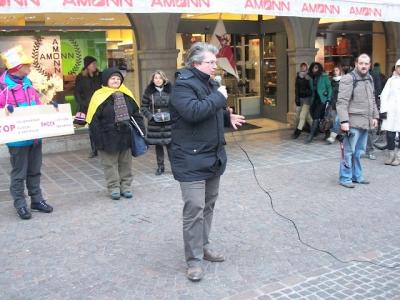 bolzano 0402 20130212 1513612798 960x300 - Bolzano 04.02.2012 manifestazione contro lo sfruttamento degli animali