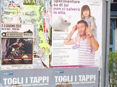 cena vegan e campagna contro la vivisezione 20120609 1990377076 960x300 - 25.05.2012 - CENA VEGAN E CAMPAGNA CONTRO LA VIVISEZIONE