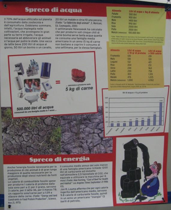 f la cosa giusta ottobre 2012 20121101 1449062704 - MOSTRA SUI MACELLI - FA LA COSA GIUSTA OTTOBRE 2012 - 2012-