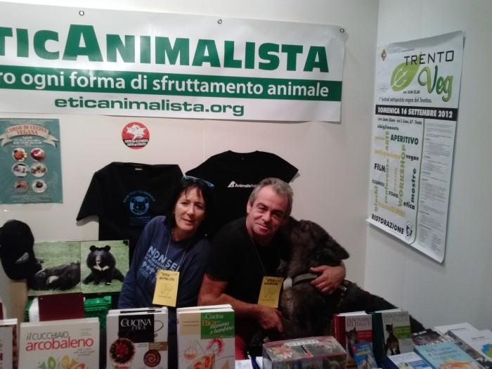 fa la cosa giusta 2013  20131028 1531710321 - FA' LA GIUSTA 2013 -TAVOLO ANIMALISTA