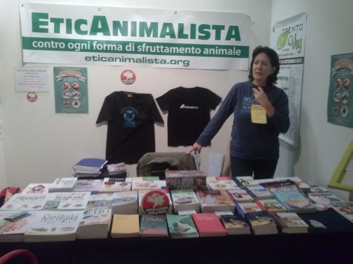 fa la cosa giusta 2013  20131028 2030068701 - FA' LA GIUSTA 2013 -TAVOLO ANIMALISTA
