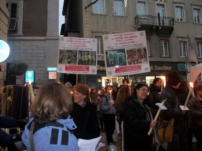 fiaccolata per gli ani 20130212 1477104031 960x300 - 03 dicembre 2011 Trento fiaccolata per denunciare lo sterminio degli animali nel periodo natalizio (e non solo!)