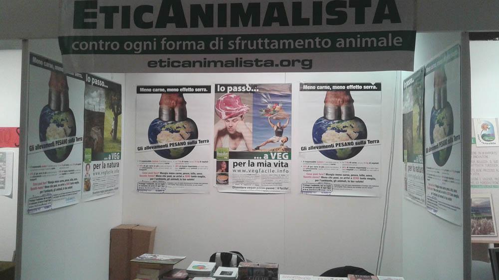 foto luglio nov 2015 246 - Etica Animalista a Fa la cosa giusta 2015 - 2015-
