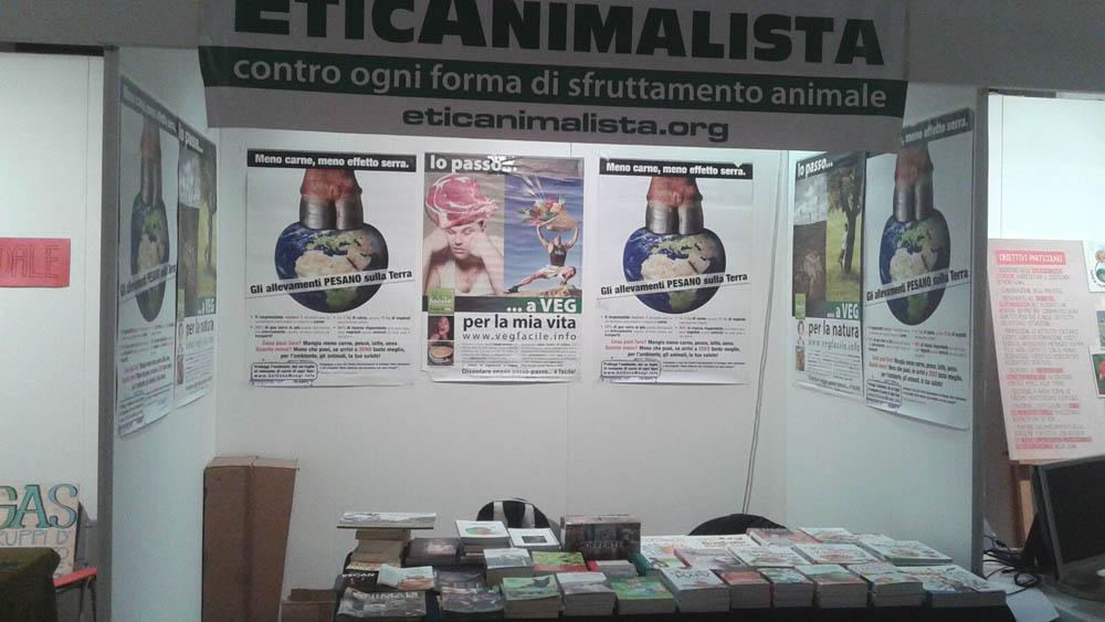 foto luglio nov 2015 253 - Etica Animalista a Fa la cosa giusta 2015 - 2015-