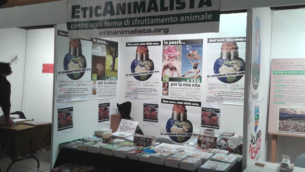 foto luglio nov 2015 262 - Etica Animalista a Fa la cosa giusta 2015 - 2015-