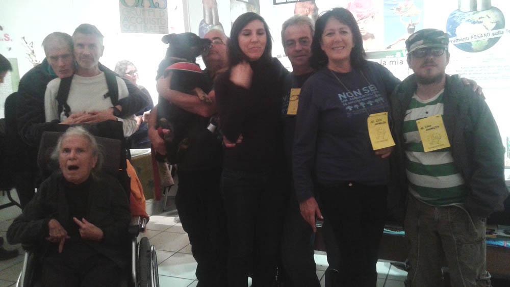 foto luglio nov 2015 313 - Etica Animalista a Fa la cosa giusta 2015 - 2015-