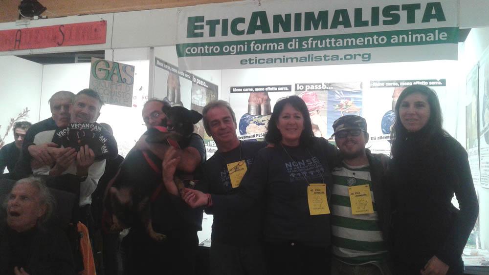 foto luglio nov 2015 315 - Etica Animalista a Fa la cosa giusta 2015