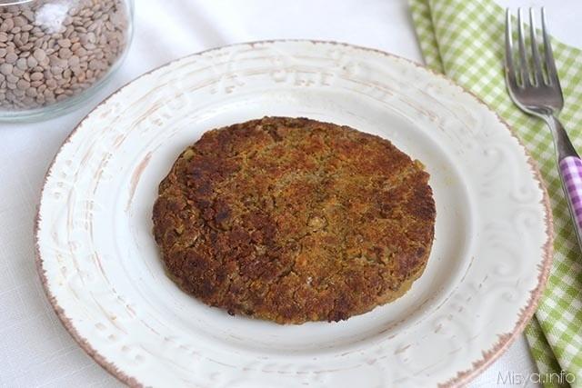 hamburger di lenticchie1 640x427 - Hamburger di lenticchie
