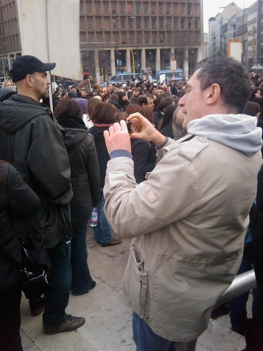 img 1689 20110306 1183855572 - MANIFESTAZIONE CONTRO LA VIVISEZIONE - MILANO 5 marzo 2011
