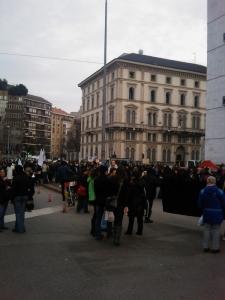 img 1713 20110306 2099316310 960x300 - MANIFESTAZIONE CONTRO LA VIVISEZIONE - MILANO 5 marzo 2011