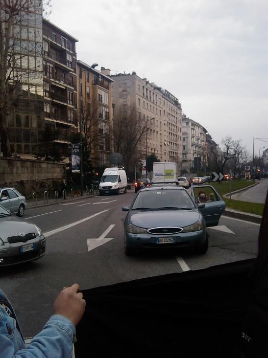 img 1717 20110306 1423430781 - MANIFESTAZIONE CONTRO LA VIVISEZIONE - MILANO 5 marzo 2011