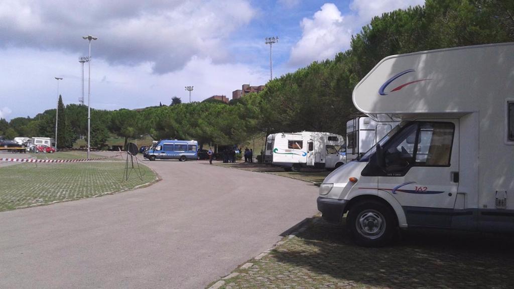 immagini e video 2015 463 - Manifestazione contro il Palio di Siena - 16.08.2015