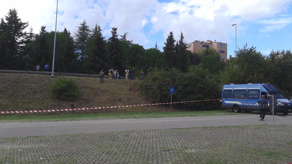 immagini e video 2015 477 - Manifestazione contro il Palio di Siena - 16.08.2015