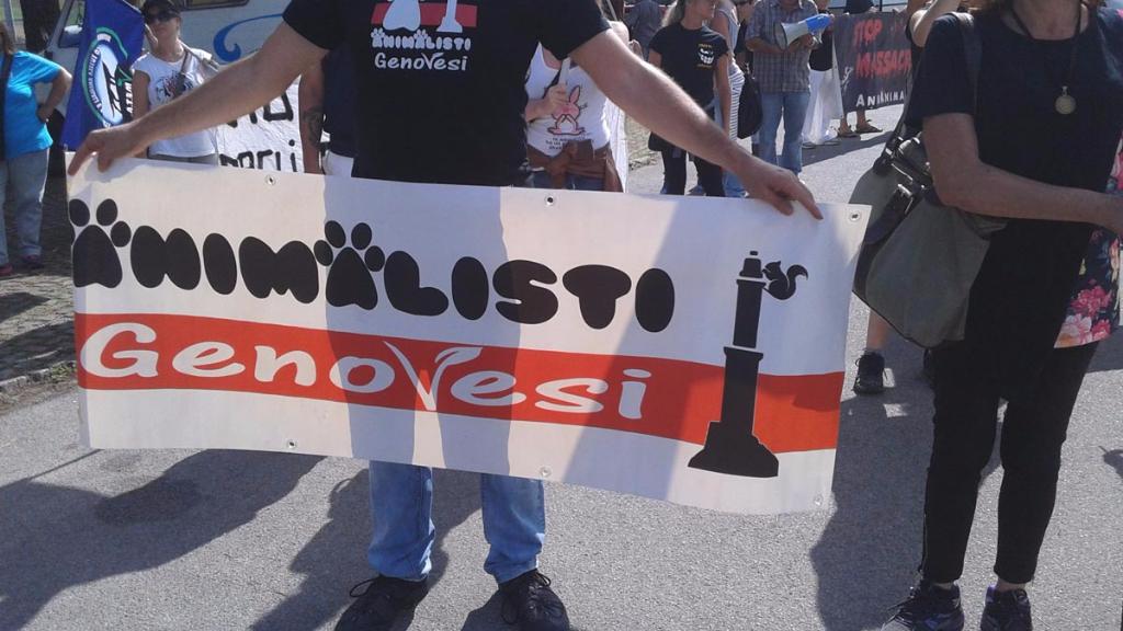 immagini e video 2015 480 - Manifestazione contro il Palio di Siena - 16.08.2015