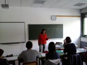 lezione di antispecismo 20140515 1205032889 300x225 - CLES - 10.05.2014 - ANTISPECISMO IN CLASSE - 2014-
