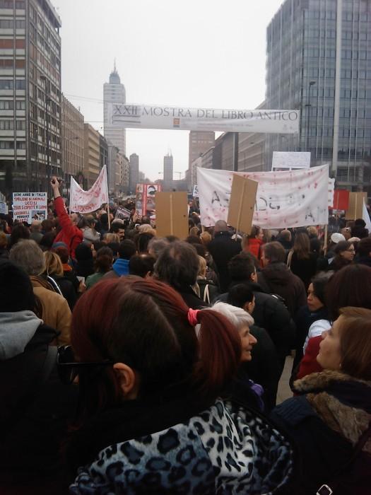 manifestazione contro la vivisezione   milano 5 marzo  20130212 2071811387 - MANIFESTAZIONE CONTRO LA VIVISEZIONE - MILANO 5 marzo 2011