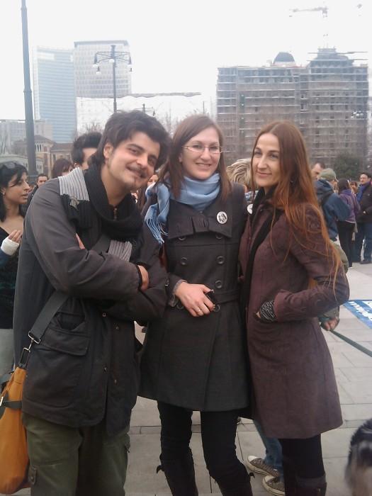 manifestazione contro la vivisezione   milano 5 marzo  20130212 2094476668 - MANIFESTAZIONE CONTRO LA VIVISEZIONE - MILANO 5 marzo 2011