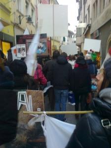 manifestazione contro lo sfruttamento degli anim 20130212 1382500895 960x300 - Bolzano 04.02.2012 manifestazione contro lo sfruttamento degli animali
