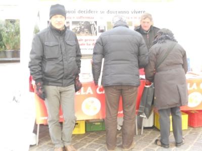manifestazione contro lo sfruttamento degli anim 20130212 1430008654 960x300 - Bolzano 04.02.2012 manifestazione contro lo sfruttamento degli animali