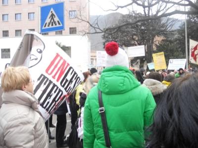 manifestazione contro lo sfruttamento degli anim 20130212 1494793179 960x300 - Bolzano 04.02.2012 manifestazione contro lo sfruttamento degli animali - 2012-