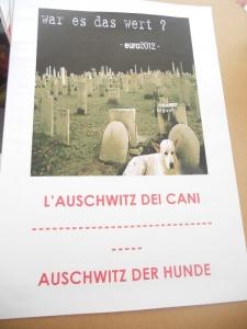 manifestazione contro lo sfruttamento degli animali 20120205 1079466246 960x300 - Bolzano 04.02.2012 manifestazione contro lo sfruttamento degli animali