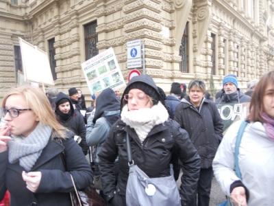 manifestazione contro lo sfruttamento degli animali 20120205 1485425162 960x300 - Bolzano 04.02.2012 manifestazione contro lo sfruttamento degli animali
