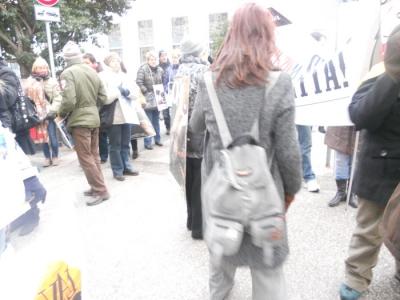 manifestazione contro lo sfruttamento degli animali 20120205 1728317970 960x300 - Bolzano 04.02.2012 manifestazione contro lo sfruttamento degli animali