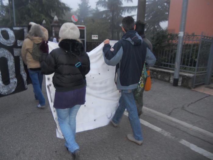 montichiari bs   19112011 20111120 1087721412 - 19.11.11- MANIFESTAZIONE CONTRO IL LAGER
