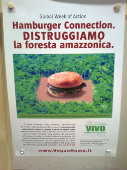 mostra animalista sui macelli 20111101 1396459526 - FA' LA COSA GIUSTA 2011 - MOSTRA ANIMALISTA