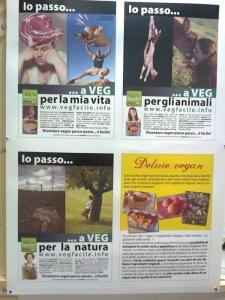 mostra animalista sui macelli 20111101 1779249503 960x300 - FA' LA COSA GIUSTA 2011 - MOSTRA ANIMALISTA
