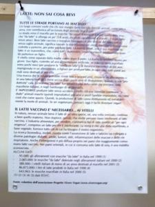mostra animalista sui macelli 20111101 1956568130 960x300 - FA' LA COSA GIUSTA 2011 - MOSTRA ANIMALISTA
