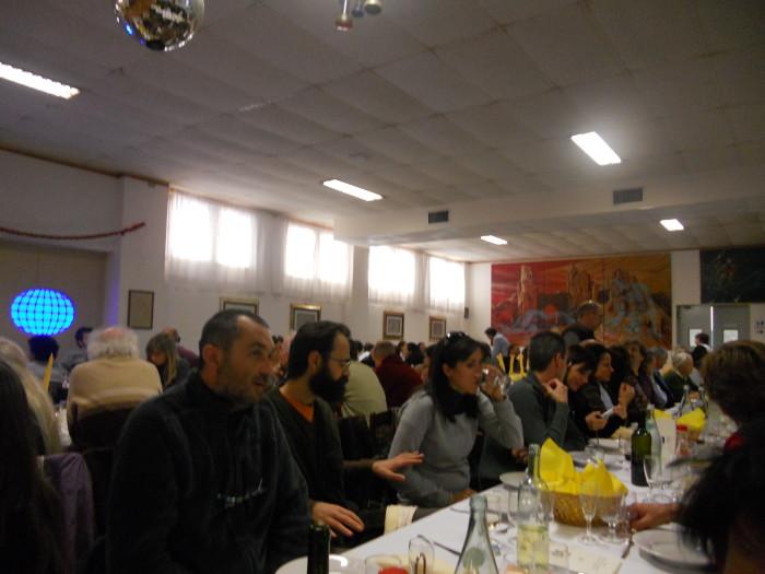 pranzo vegano con leurodeputato andrea za 20130212 1477210368 - 13.11.11. Pranzo vegano a Musano di Trevignano (TV) con Andrea Zanoni presidente Lac e neo eletto eurodeputato