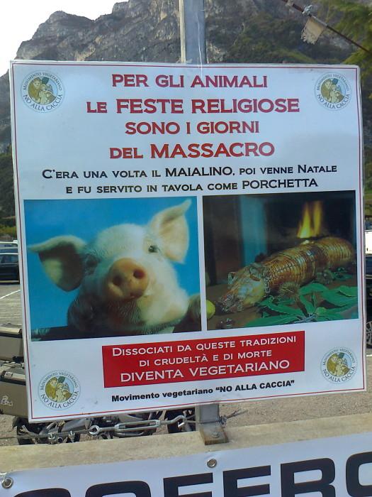 presidio caccia e pe 20130212 1327776206 - Presidio alla Fiera Caccia e Pesca di Riva del Garda 31.03.2012 - 2012-