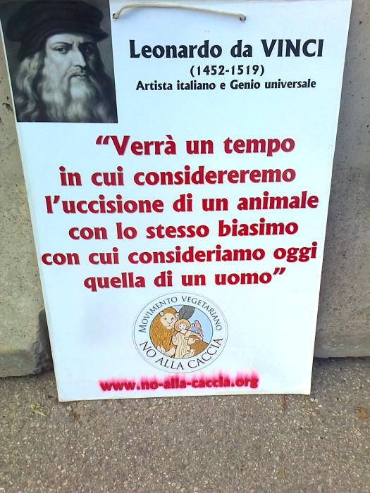 presidio caccia e pesca 20120331 1125299304 - Presidio alla Fiera Caccia e Pesca di Riva del Garda 31.03.2012 - 2012-