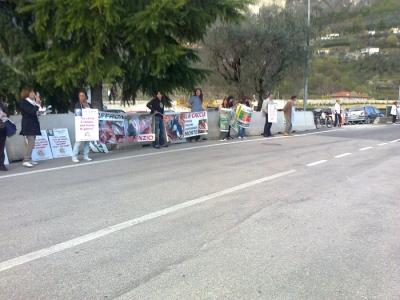 presidio caccia e pesca 20120331 1365759268 960x300 - Presidio alla Fiera Caccia e Pesca di Riva del Garda 31.03.2012 - 2012-