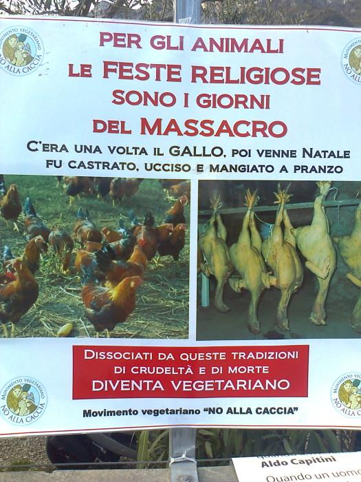 presidio caccia e pesca 20120331 1757812414 - Presidio alla Fiera Caccia e Pesca di Riva del Garda 31.03.2012 - 2012-