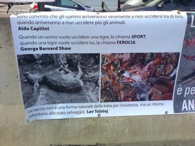presidio caccia e pesca 20120331 1943825171 960x300 - Presidio alla Fiera Caccia e Pesca di Riva del Garda 31.03.2012 - 2012-