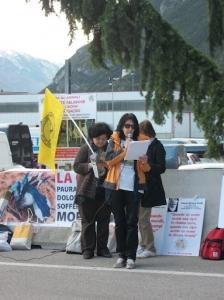 presidio fiera caccia e pesca a riva d g 20130212 1787743551 960x300 - Presidio alla Fiera Caccia e Pesca di Riva del Garda 31.03.2012 - 2012-