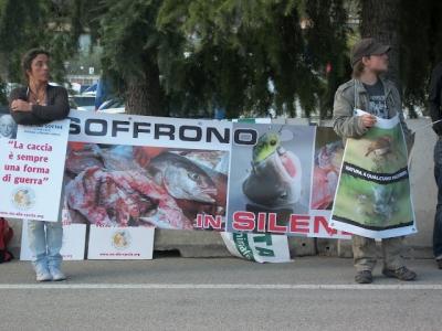 presidio fiera caccia e pesca a riva d garda 20120401 1660898351 960x300 - Presidio alla Fiera Caccia e Pesca di Riva del Garda 31.03.2012 - 2012-