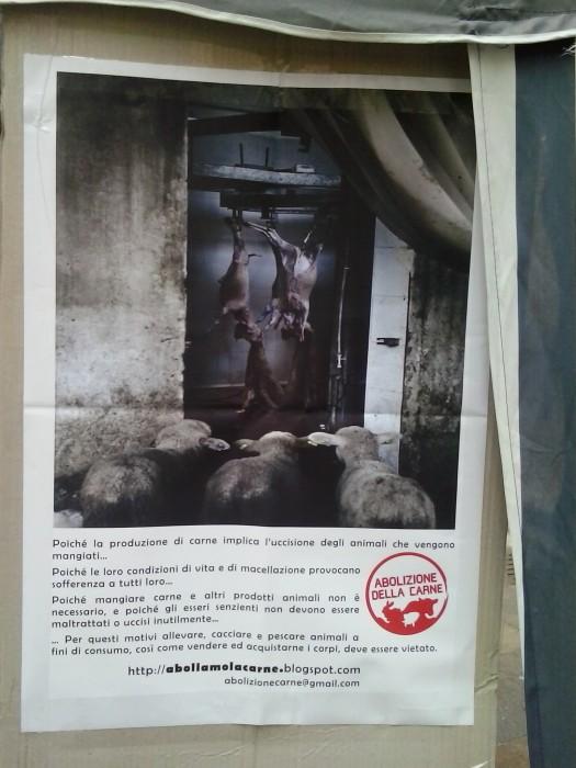 sabato 15022014   tavolo informativo sullabolizione della carne 20140217 1759810545 - TAVOLO INFORMATIVO SULL'ABOLIZIONE DELLA CARNE - 2014-