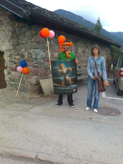 secondo preisidio circo orfei 20110626 1146475870 - Presidio circo Orfei - Pergine Valsugana 24.06.2011 - 2011-