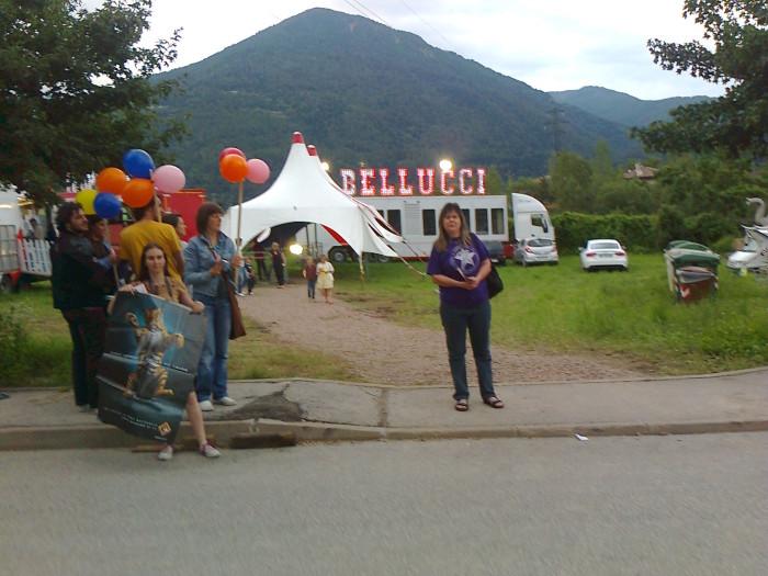 secondo preisidio circo orfei 20110626 1461533433 - Presidio circo Orfei - Pergine Valsugana 24.06.2011 - 2011-