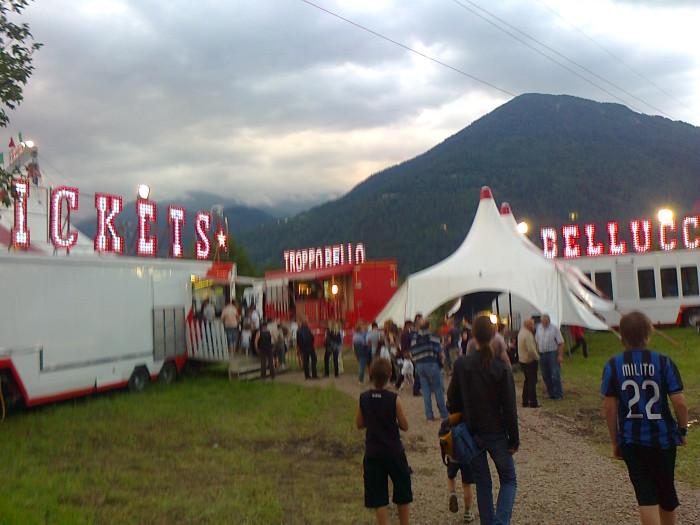 secondo preisidio circo orfei 20110626 2058335635 - Presidio circo Orfei - Pergine Valsugana 24.06.2011 - 2011-