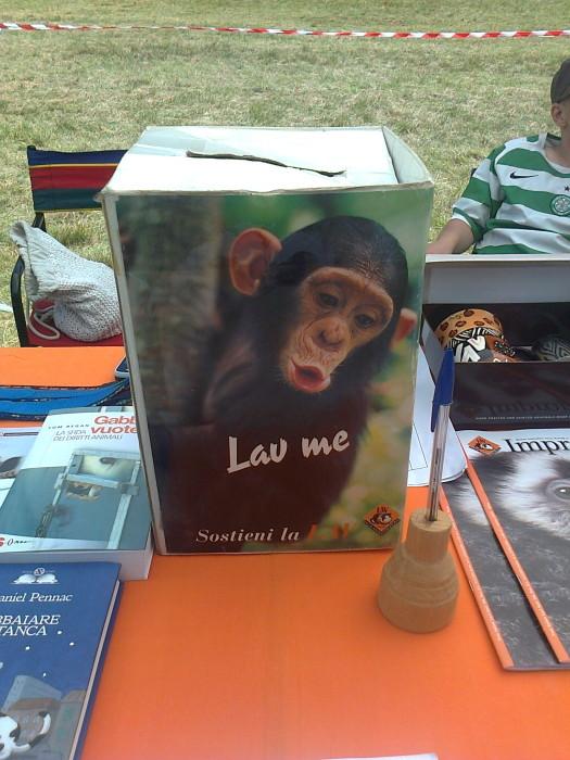 tavoli animal 20130212 1074743468 - FESTA DELLE ASSOCIAZIONI - LOC. 7 LARICI - COREDO (TN) - 31.07.2011